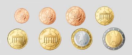 2 Euro Münzen Bundesländer Serie Deutschland
